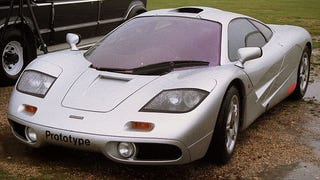 The One Part Gordon Murray Didn't Like On The McLaren F1