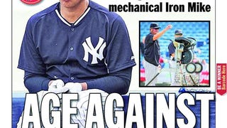 So This Is How It's Gonna Be For A-Rod, Huh?