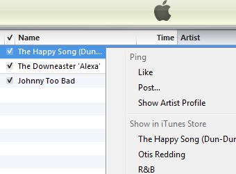 How to Hide the Ping Drop-Down in iTunes