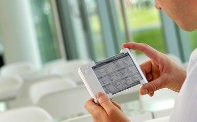 Philips READIUS E-Reader Scroll Prototype