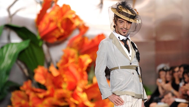 John Galliano Arrested For Alleged Anti-Semitic Attack [Updated]