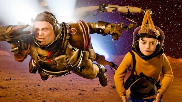 Does the Mars Needs Moms Catastrophe Mean Anything?