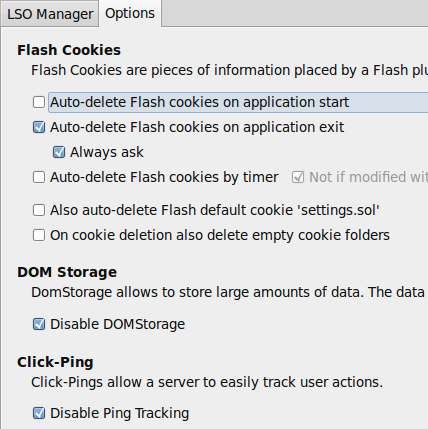 """BetterPrivacy Prevents Tracking by Flash, Other """"Super-Cookies"""""""