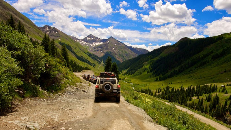 The Best Offroading In The United States