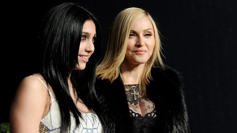 Madonna Pays for Her Kid's Schooling with Her Cast-Off Boots