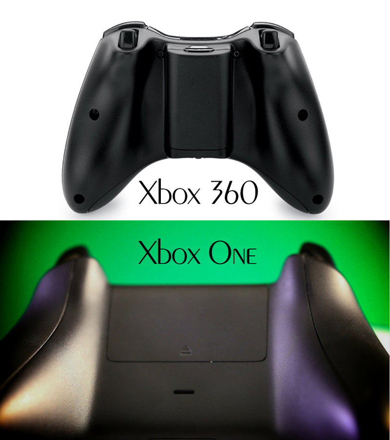 How The Xbox One Controller Has Changed