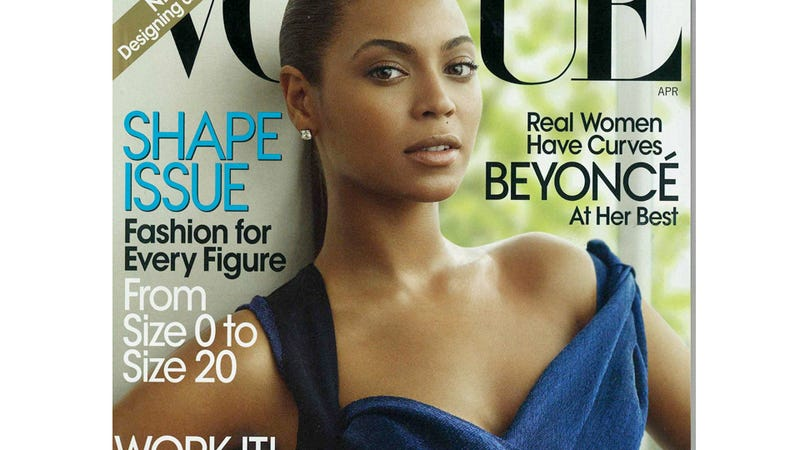 Beyoncé Rumored to have Scored Another Vogue Cover