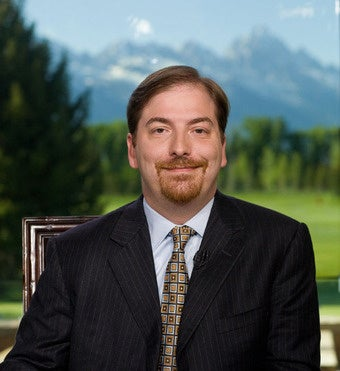 Chuck Todd Is Getting His Own MSNBC Show