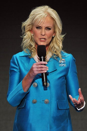 Forget Sarah Palin...Let's Talk About Cindy McCain