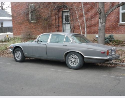 Jaguar XJ12L Down On The Denver Street