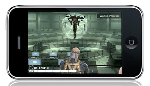 Metal Gear Solid Touch Micro-Review