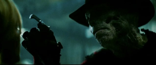 First Look At Rorschach As Freddy In New Nightmare On Elm St. Trailer