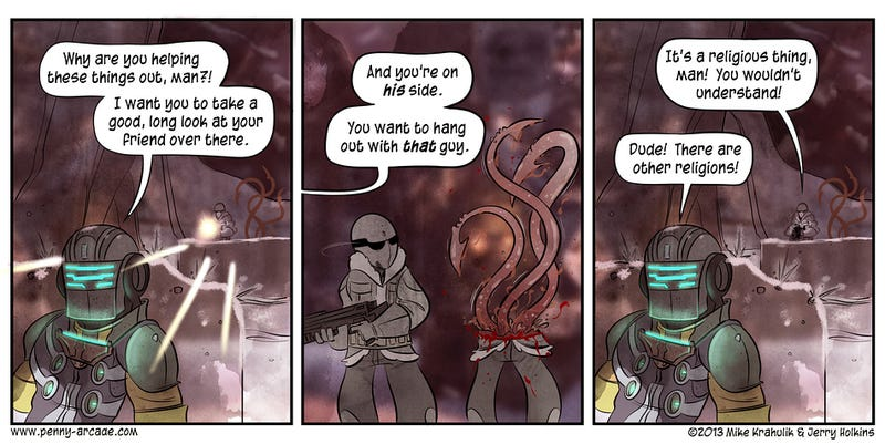 Sunday Comics: Closed Beta