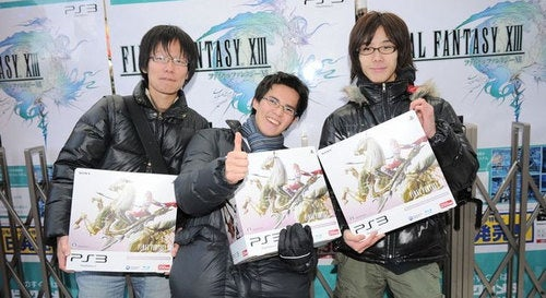 Square Enix Ship Nearly Two Million Copies Of FFXIII