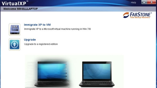 VirtualXP Runs Your Old XP Installation Safely in Windows 7 or 8