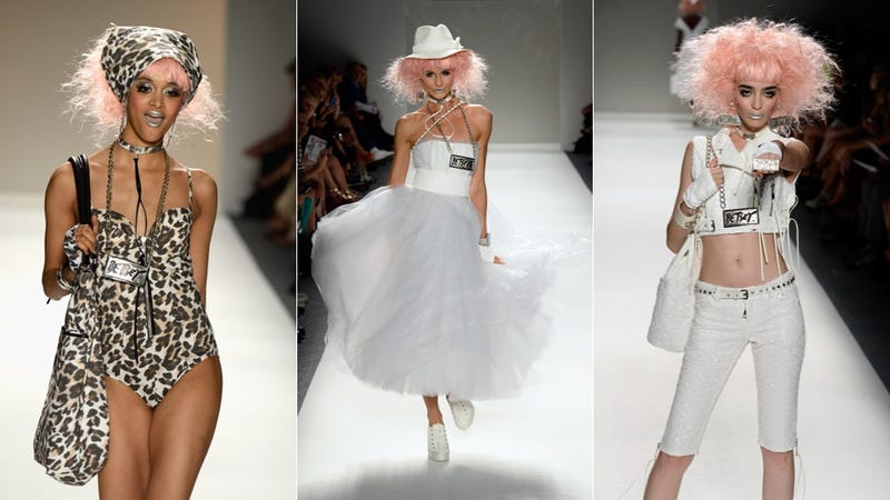Betsey Johnson, for the Betsey Johnson Clothes Wearer in You