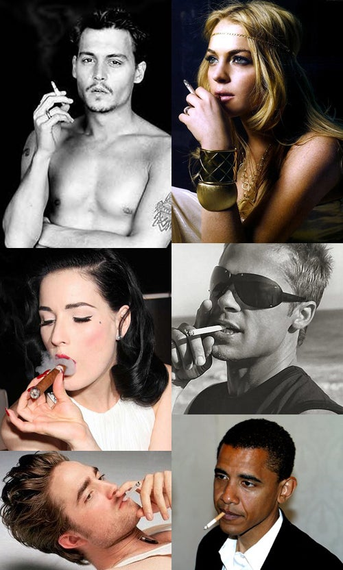 Why Do We Still Think Smoking Is Sexy?