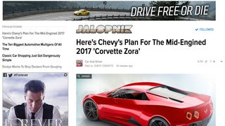 Sometimes It's Okay to Have Jalopnik up at Work