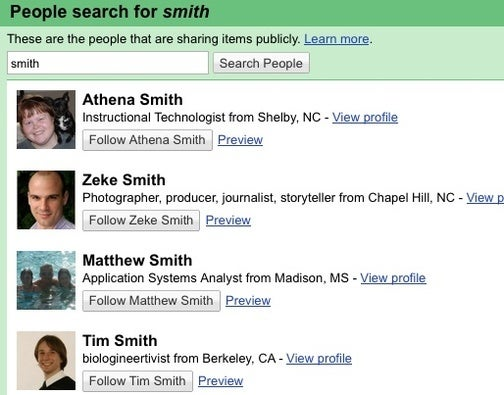 Google Reader Updates with Still More Social Features