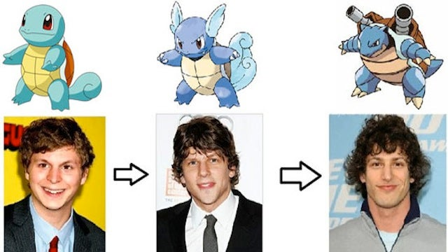 Sometimes Actors Are A Lot Like Pokémon