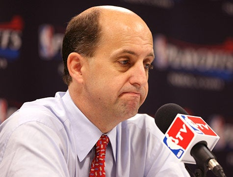 "Jeff Van Gundy Says ""Very Few People Care"" About The NBA Lockout"