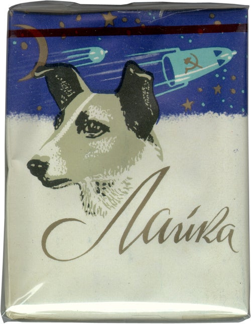 The adorable kitsch of the USSR's dog astronauts