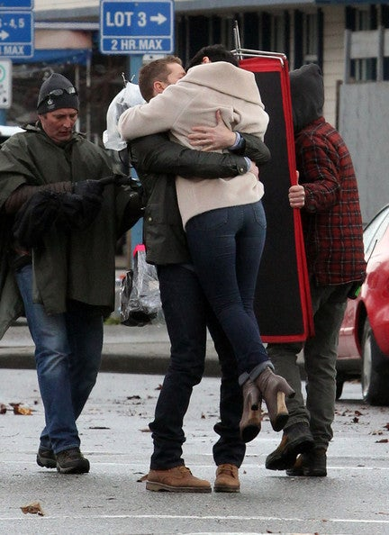 Once Upon A Time Set Photos Gallery
