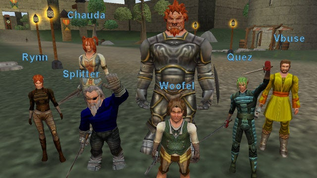 Rest in Peace, EverQuest Online Adventures. We Hardly Knew Ye Were Still Operational
