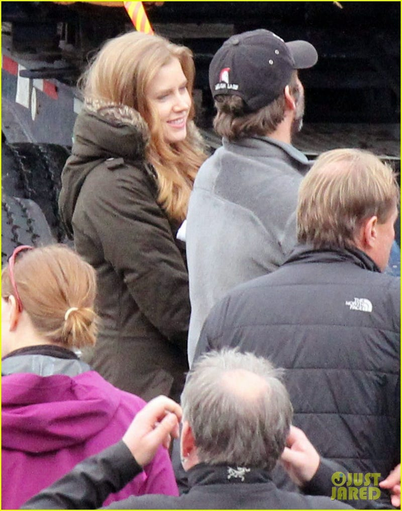 Man of Steel Set Pictures
