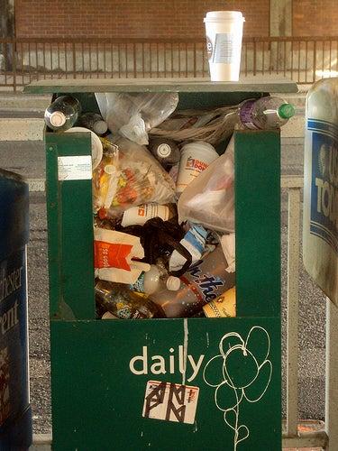 White Plains Trash