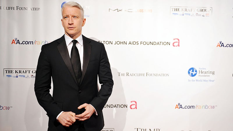 Anderson Cooper's Daytime Disaster