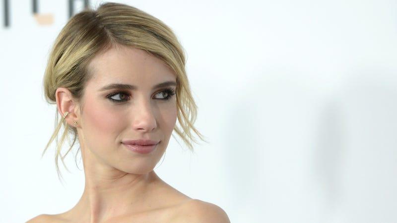 Emma Roberts Has A 'Problem'