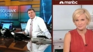 Joe Scarborough Was Making 14 Times as Much as Mika Brzezinski