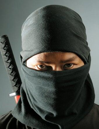 Australian Ninjas Foil Robbery