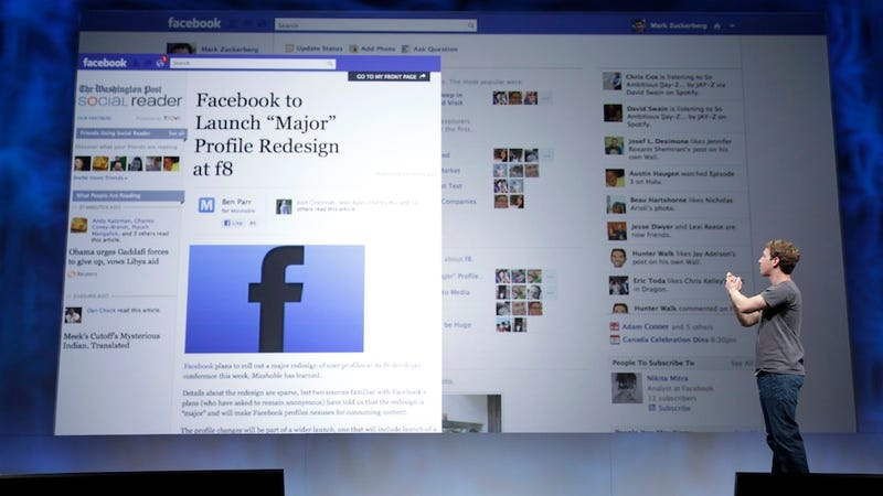 All of Life Has Been Utterly Changed Thanks to Facebook's New Features