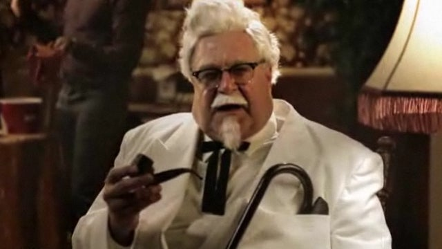 John Goodman Stars as Colonel Sanders in a Pro-Gay Ad for KFC