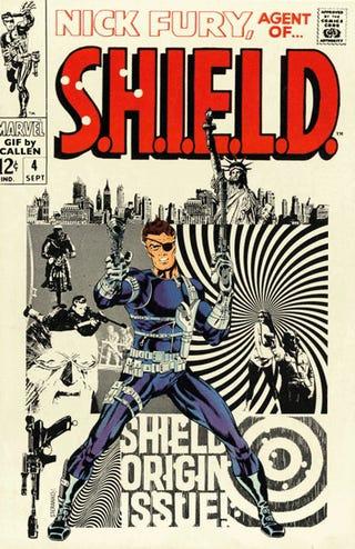 More classic comic covers transformed into weirdo GIFs