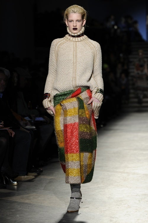 Missoni: Knit For An Intergalactic Queen