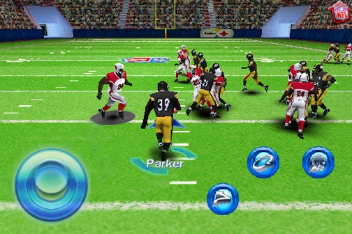 Madden Isn't The Only NFL Game In Town