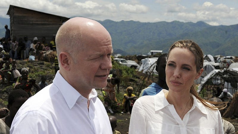 Angelina Jolie Will Co-Chair a British Summit on Wartime Rape