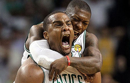 Celtics Drooling With Pride After Big Win
