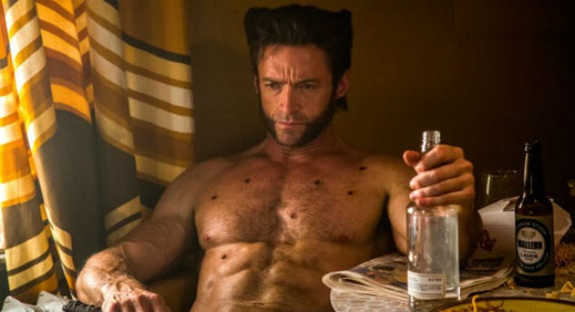 """Hugh Jackman Is """"99.9%"""" Sure He's Almost Done Playing Wolverine"""