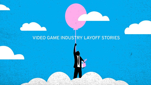 A Game Industry Layoff That Didn't Suck (And Four That Did)