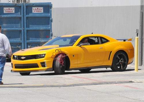 Transformers 3 Bumblebee Camaro: First Pics