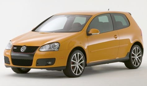 Orange Crush: Volkswagen's GTI Fahrenheit Edition