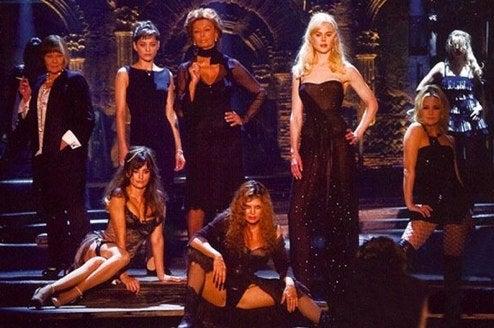 Four Oscar Winners Plus Fergie's Labia Add Up To 'Nine'