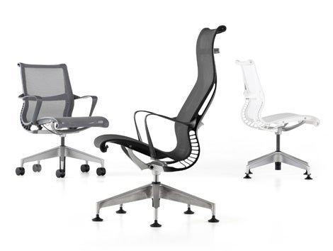 Herman Miller Setu Chair Is a Poor Man's Embody