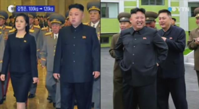 "Kim Jong-Un Is ""Getting Fatter,"" Reports the Korean Media"
