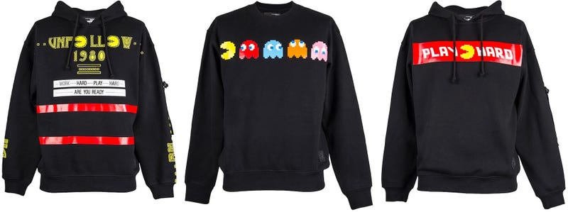 Pac-Man Bomber Jacket Will Remind Peopleof All Those Ghost Battles You Fought