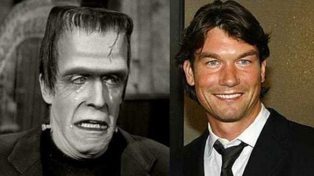 Jerry O'Connell cast as Herman Munster. But why?